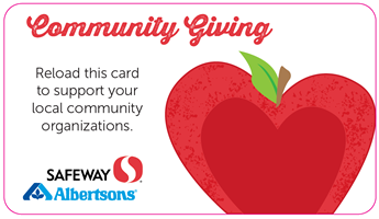 Safeway/Albertsons Community Giving